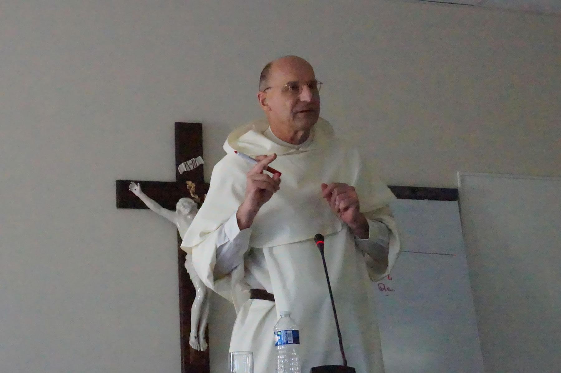 Session de théologie avec le Père Daguet du lundi 22 au samedi 27 février 2021.