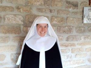Vêture de Gabrielle de Gourcy